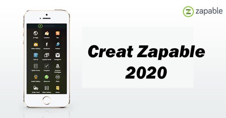 Creat Zapable 2020