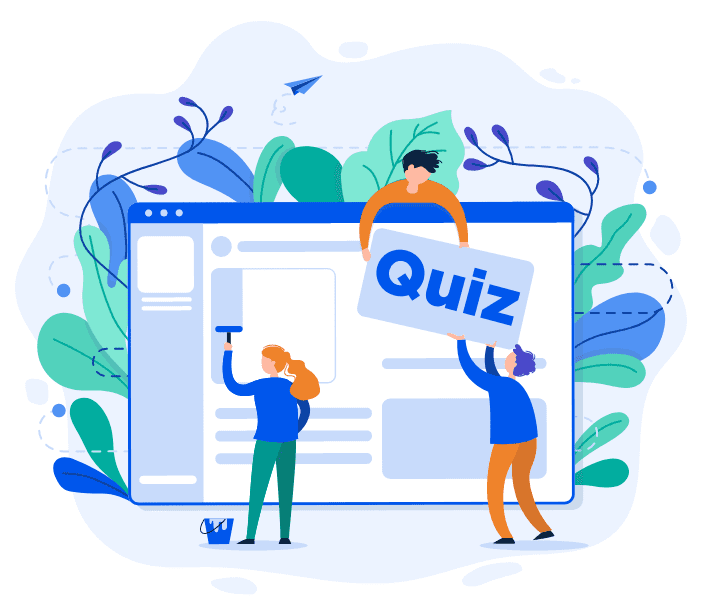 Personalized Quiz Placements