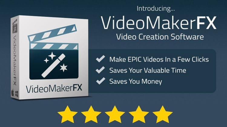 What is Video Maker FX