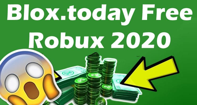 Blox.today Free Robux 2020