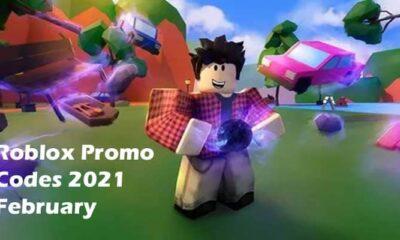Roblox Promo Codes 2021 February