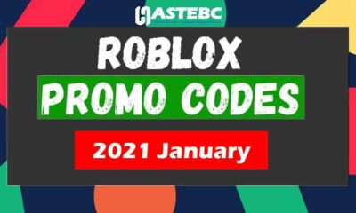 Roblox Promo Codes 2021 January.