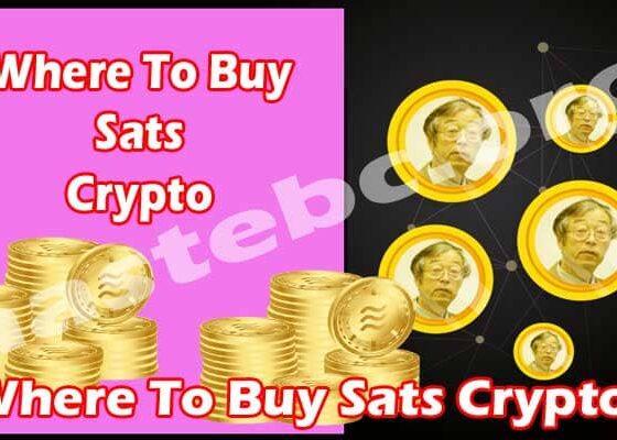 Where To Buy Sats Crypto 2021.