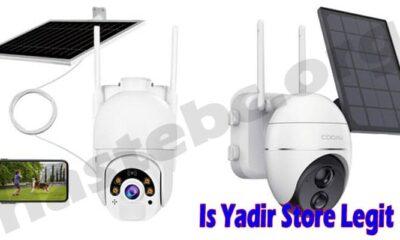Is Yadir Store Legit (June 2021) All Worth Reviews!