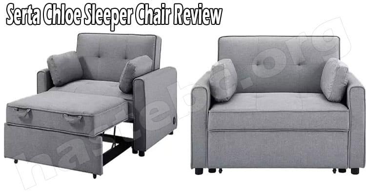 Serta Chloe Sleeper Chair Review (July) Legit Product